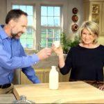 Buttermilk with Martha Stewart