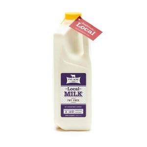 Fat Free Milk Quart