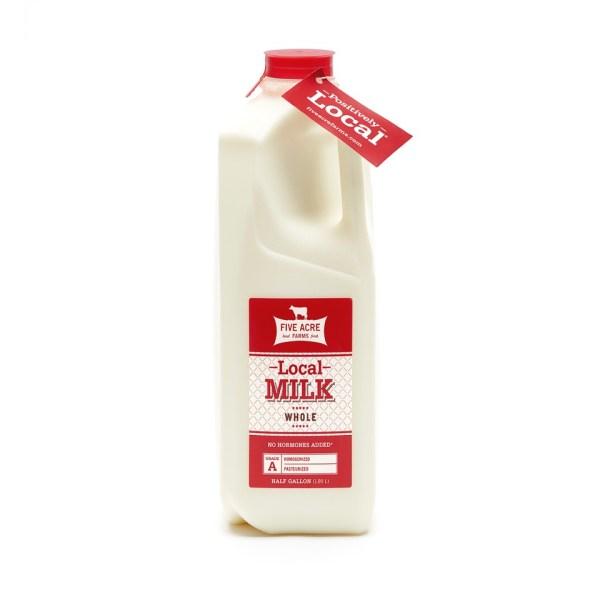 Local Whole Milk Quart