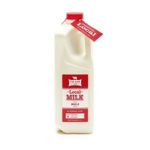 Local Whole Milk Quart