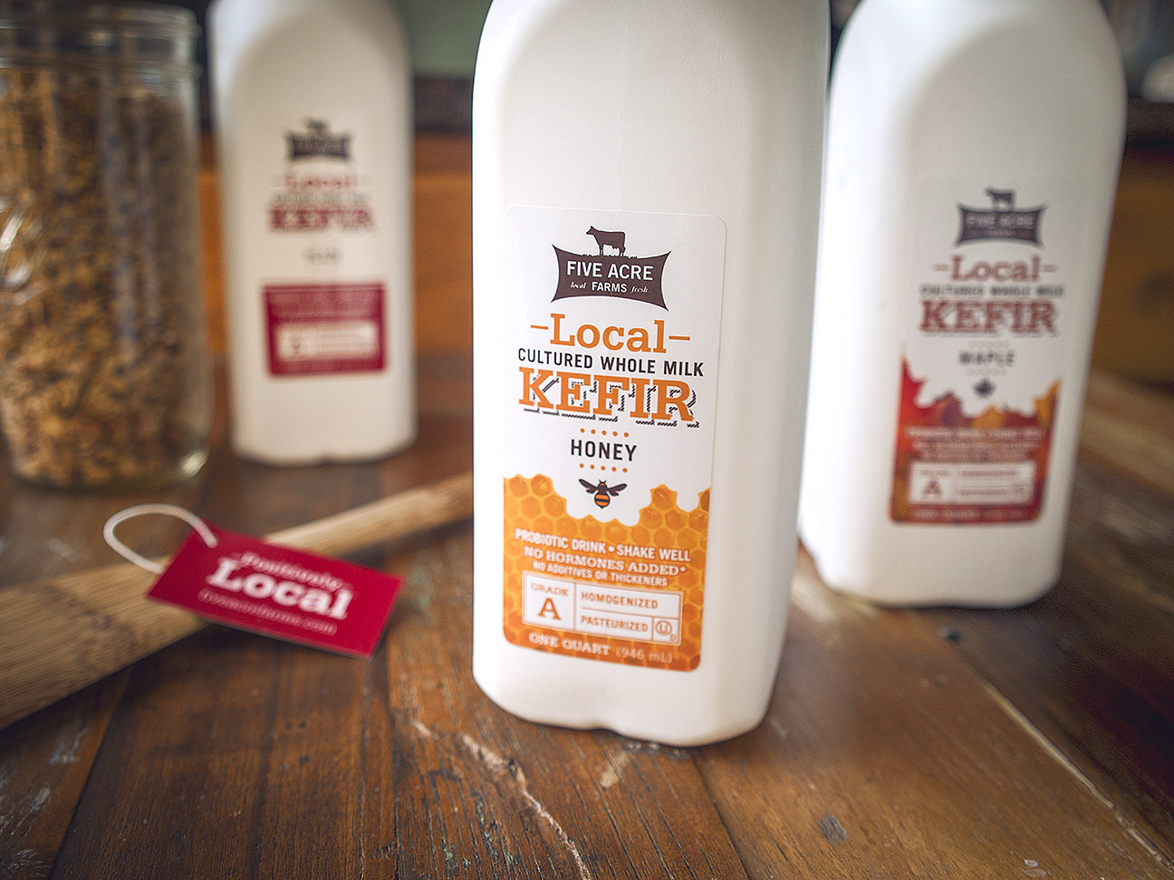 FTS_HeaderImage Farm to Shelf: How Our Honey Kefir Gets to You