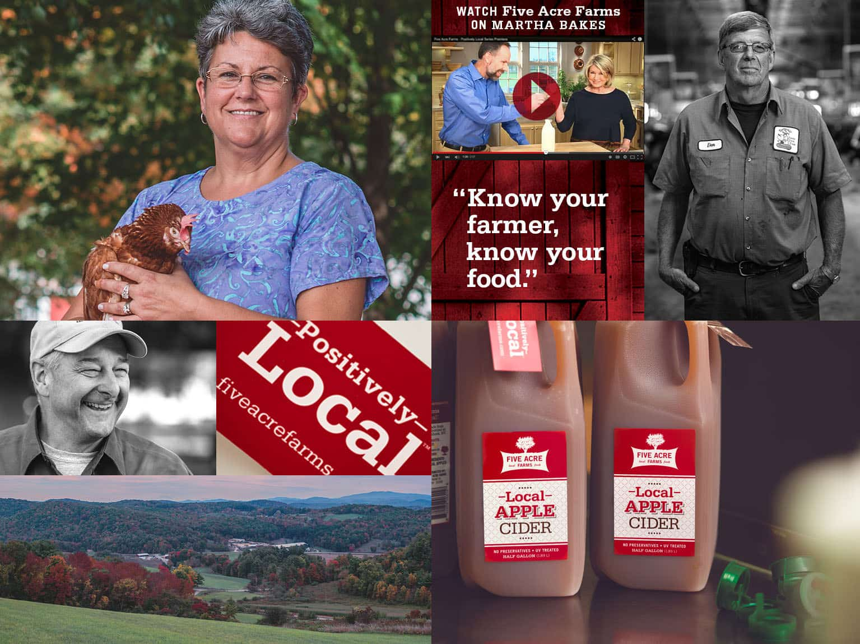 Five Acre Farms Home Page