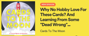 Cards To The Moon sports card podcast