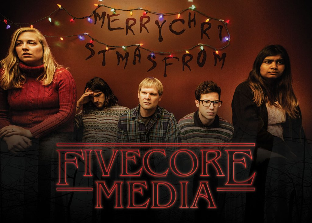 Christmas Card 2016 Reveal – FiveCore Media