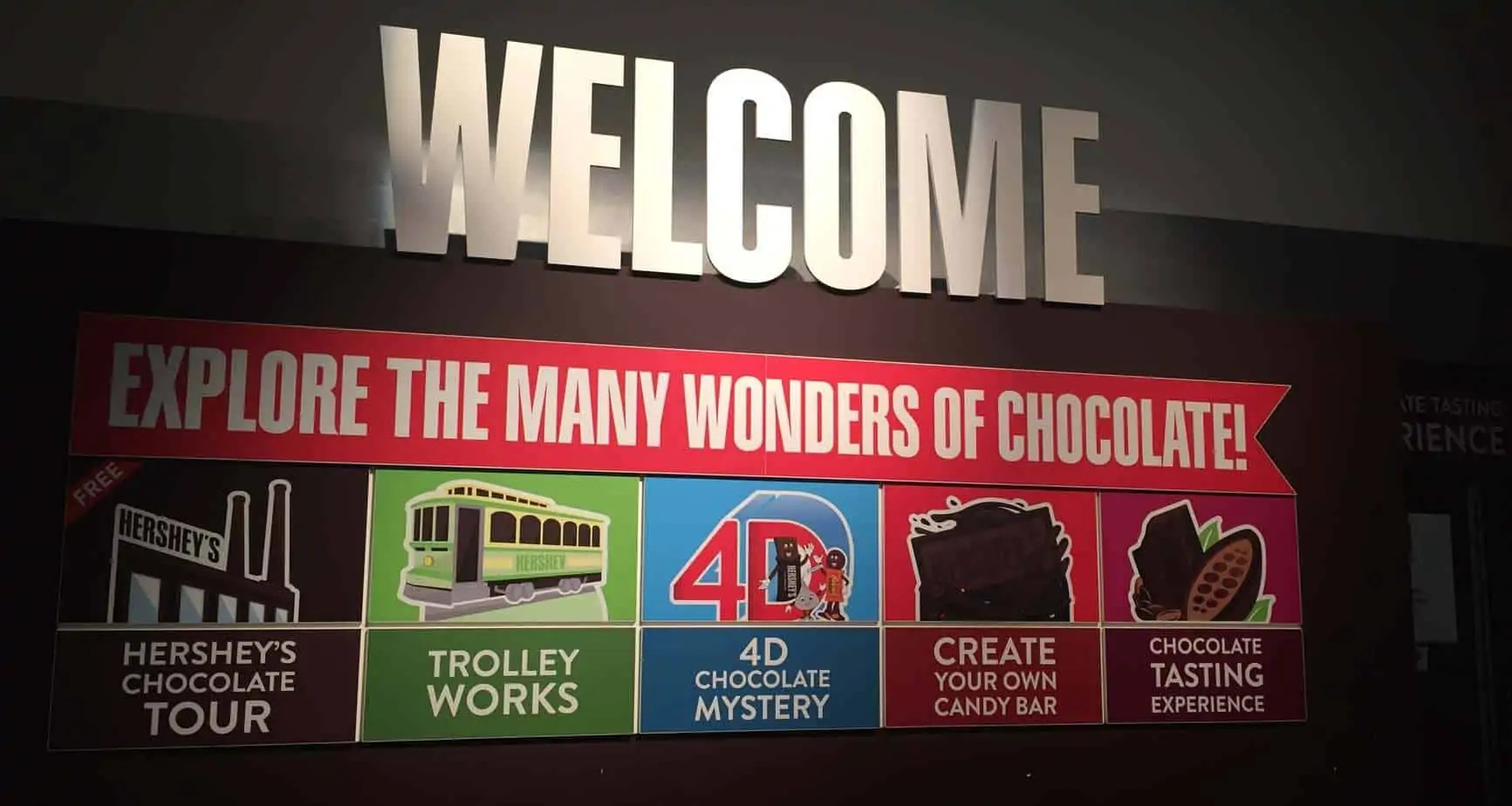 Discount Tickets Hershey Chocolate Factory