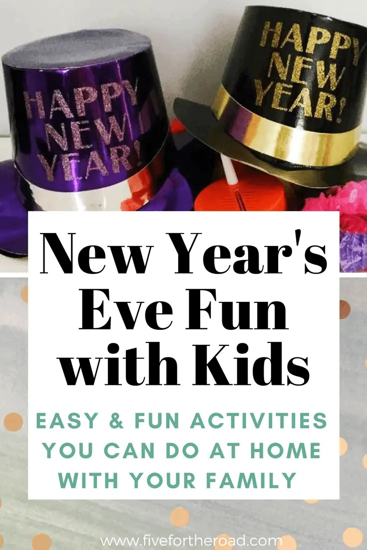 New Year\'s Eve Family Activities - Five for the Road | Family Travel ...