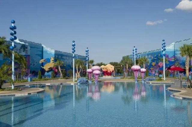 On-Site Disney Resorts on a Budget