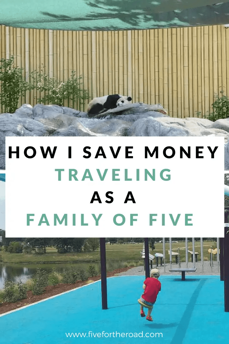 save money on vacation