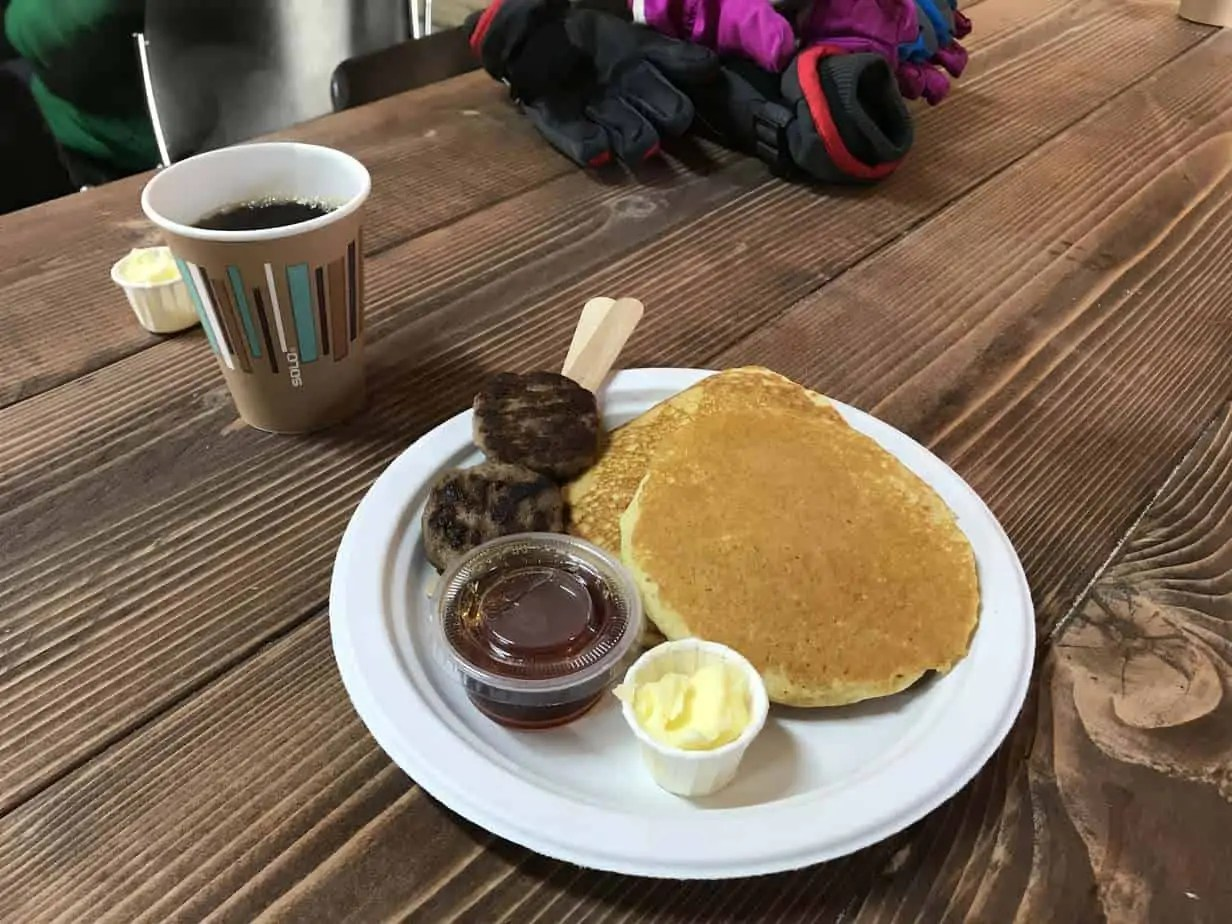 kettle ridge farm pancake breakfast