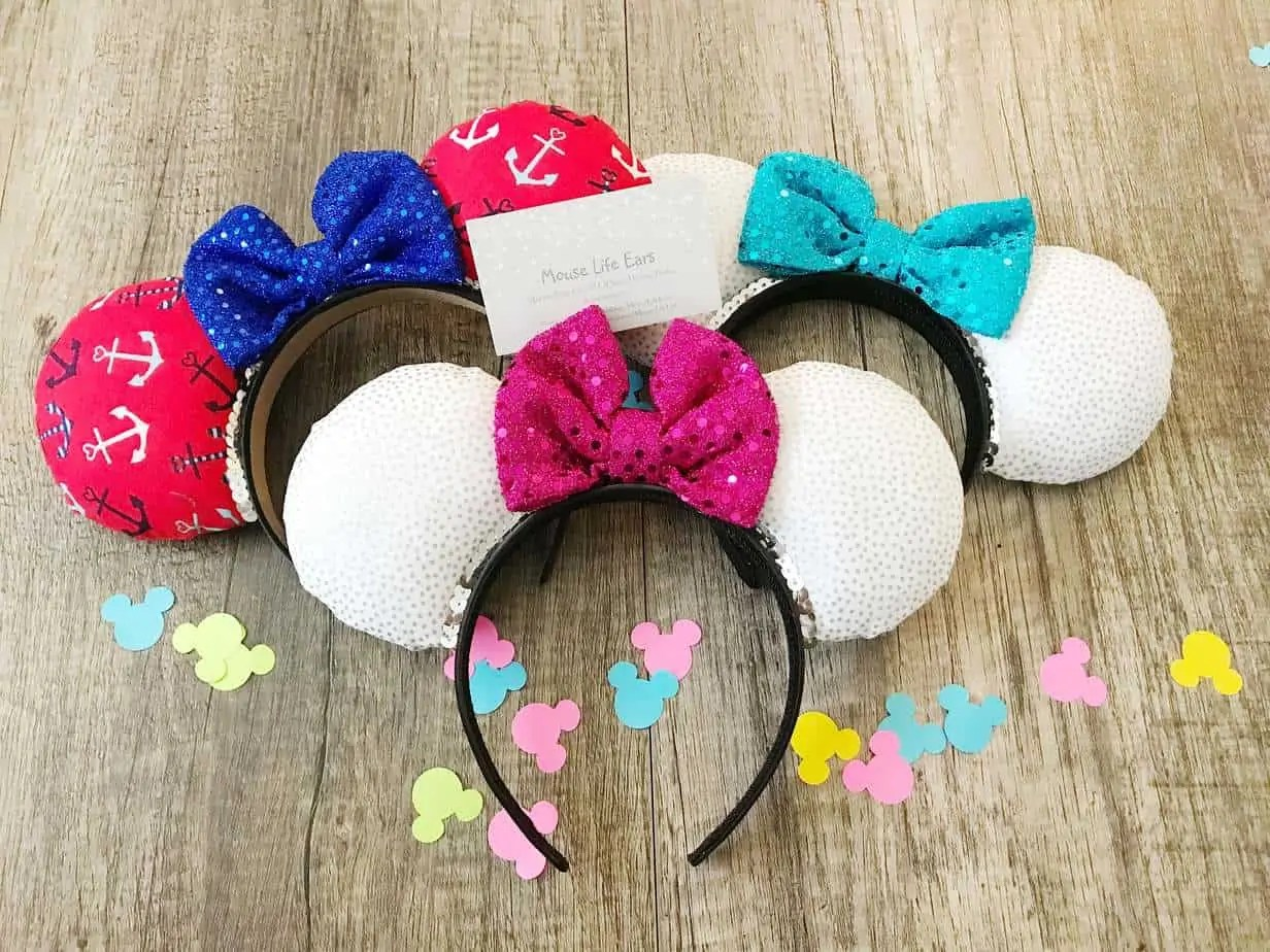 packing tips for disney world mouse ears