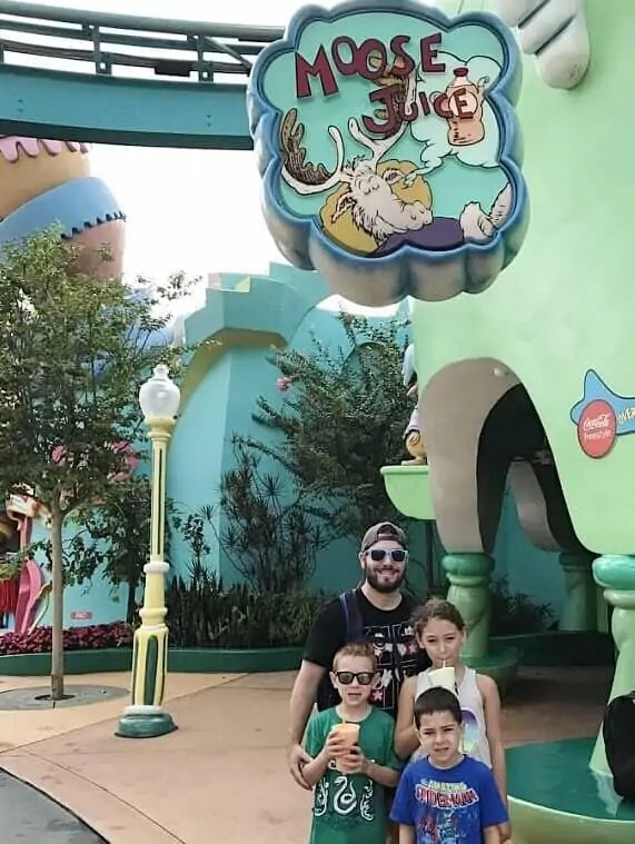 seuss landing moose juice