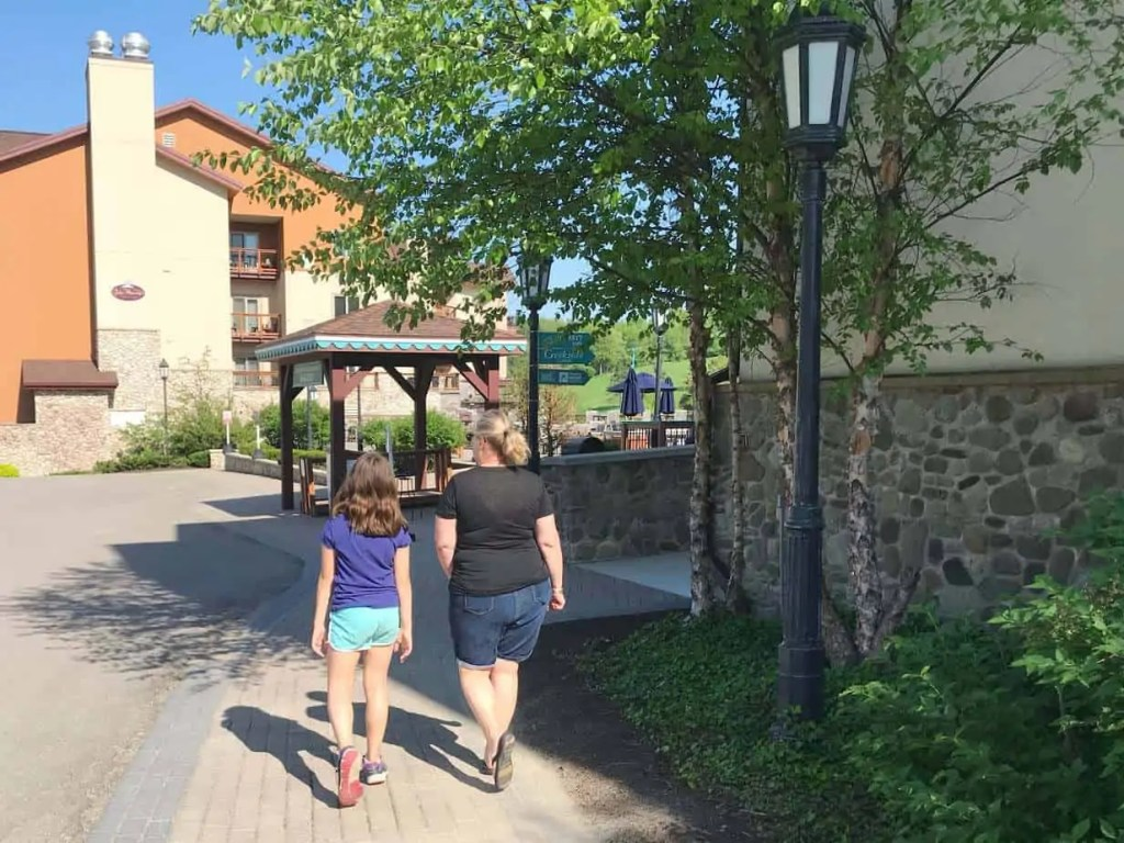 Holiday Valley Resort in Ellicottville