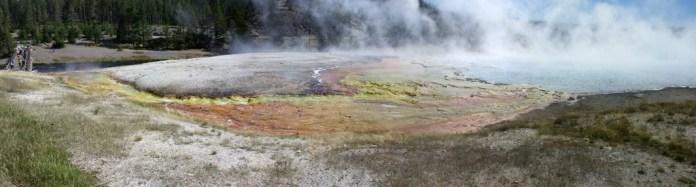 Pretty hot springs