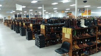 Lots of boots