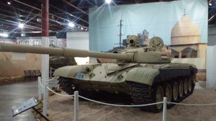 T72 Soviet Tank