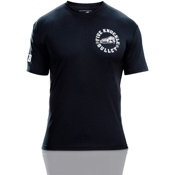 FIVE KNUCKLE BULLET<br/> Short Sleeve Performance T-Shirt