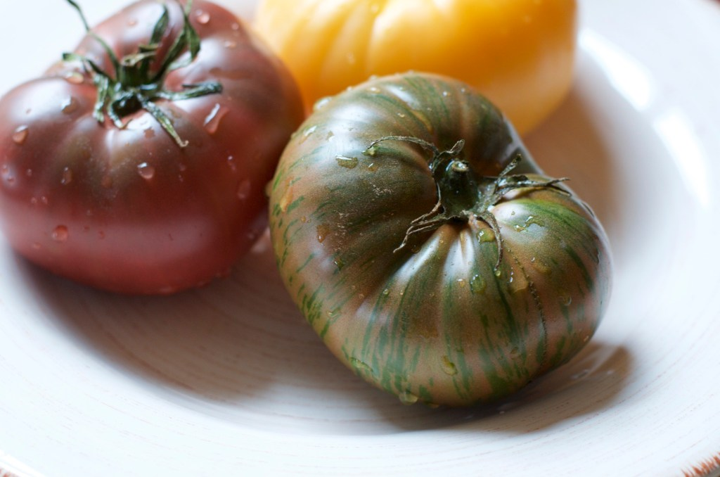 alt=Heirloom Tomato recipe photo