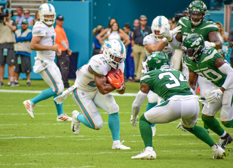 Miami Dolphins Good Fortunes Last all of one day