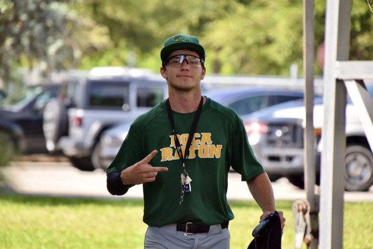 Three heart surgeries can't keep Austin Matsoff off the mound