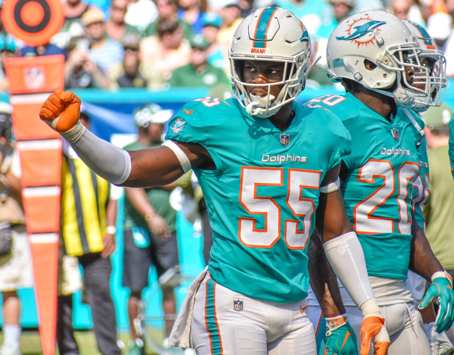 Ten Players Sub-26 Who Bring Hope for Dolphins' Future