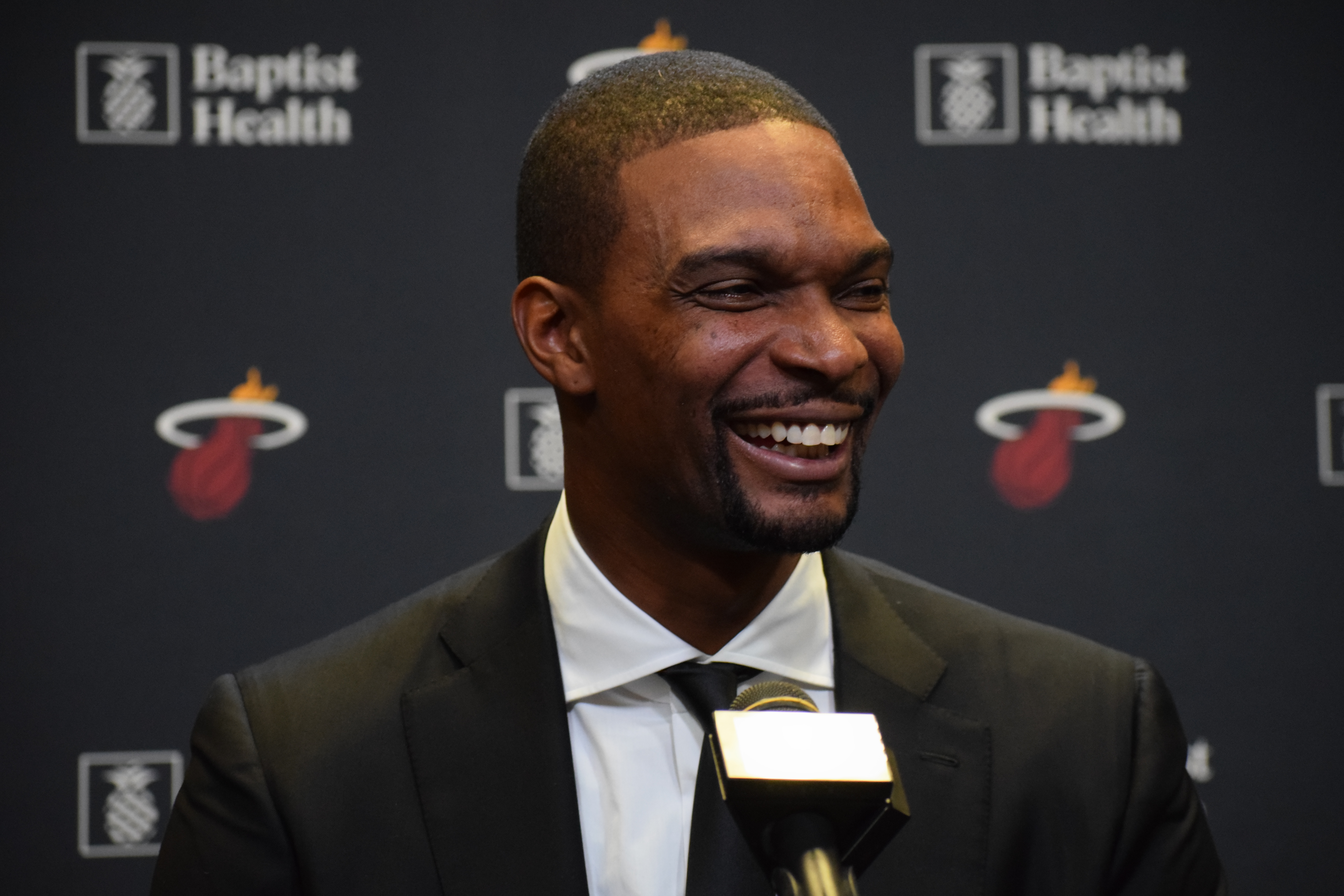 Chris Bosh NOT a finalist for Hall of Fame