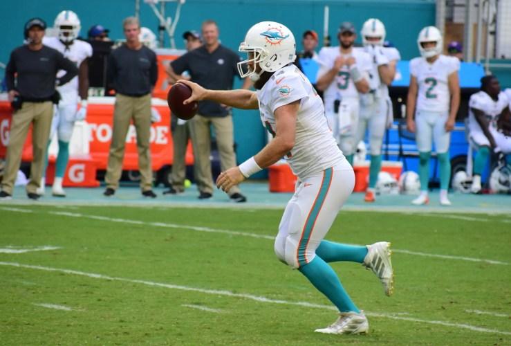 Dolphins Practice Report: Week 9 vs. Jets