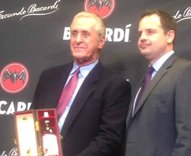 The Pat Riley to the Lakers thing won't die