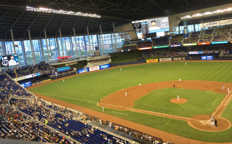 Marlins Park may dissuade local star from coming home as a free agent