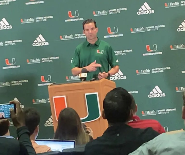 Manny Diaz leading the culture change
