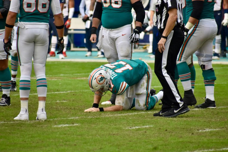 Ryan Tannehill One Game from Super Bowl (in Miami!)