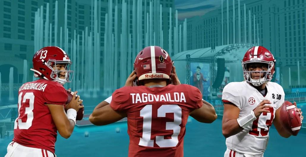 Tua Tagovailoa Quarterback Tracker
