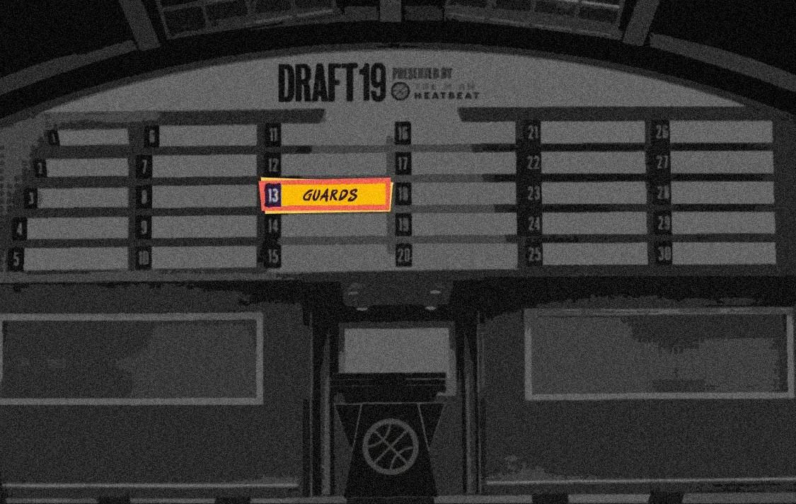 The Miami Heat Beat Big Board: Guards