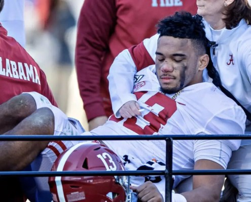 All Eyes of the Football World on Tua After Horrific Injury