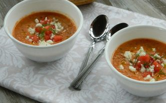Summer Recipes | Gazpacho | Five Senses Palate