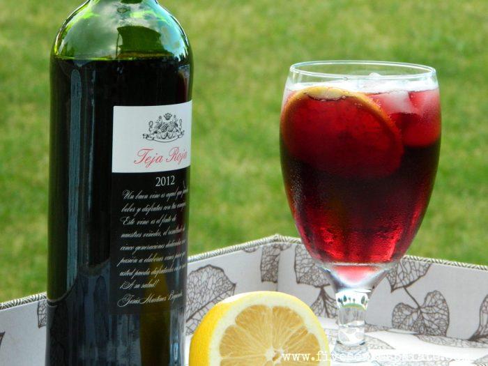 Tinto de Verano Recipe | Five Senses Palate