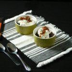 Chocolate, Fig and Ginger Custard Recipe | Five Senses Palate