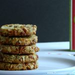 Blue Cheese, Cranberry & Pecan Grown-up Cookies Recipe | Five Senses Palate