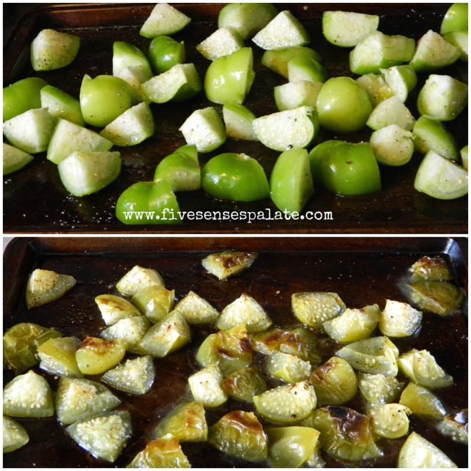 Pork & Tomatillo Stew Recipe | Five Senses Palate