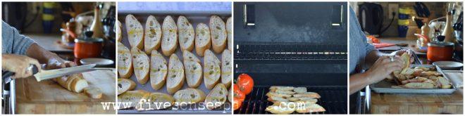 Pan con Tomate Recipe | Five Senses Palate