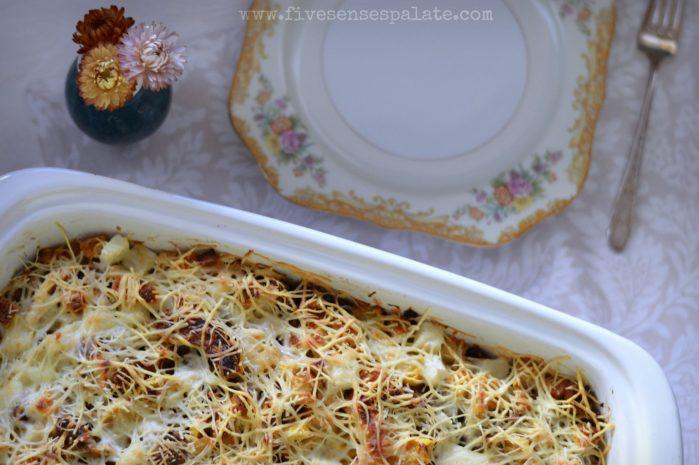 Thanksgiving Stuffing Recipe | Five Senses Palate