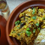 Chicken Tagine – One Recipe, Two Cooking Methods