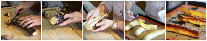 Platano Horneado con Queso Recipe | Five Senses Palate