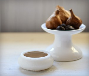 Black Garlic Aioli Recipe | Five Senses Palate