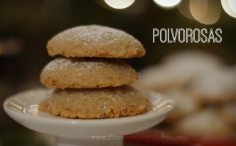 Polvorosas - Venezuelan Crumbly Cookies | Five Senses Palate