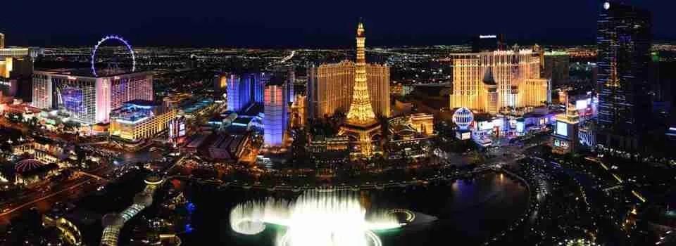 Las Vegas Boulevard Time Lapse