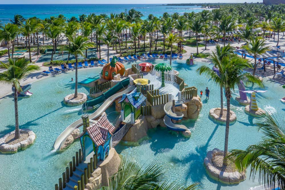 Cool Pools Barcelo Maya Palace Deluxe All Inclusive
