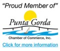 Punta Gorda Chamber of Commerce logo