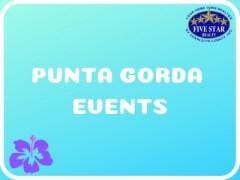 Punta Gorda Upcoming May Events