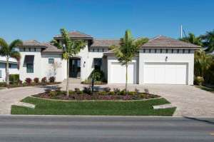 New Furnished Model Home