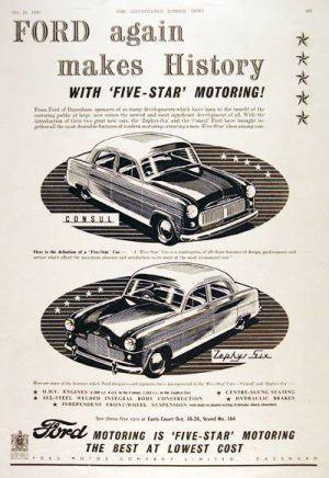 Mk1 Brochures & Adverts